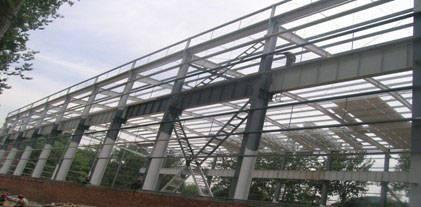 如何防止钢结构厂房基础下沉!_9