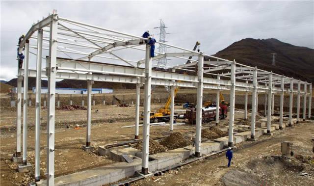 钢结构冬季施工方案_2