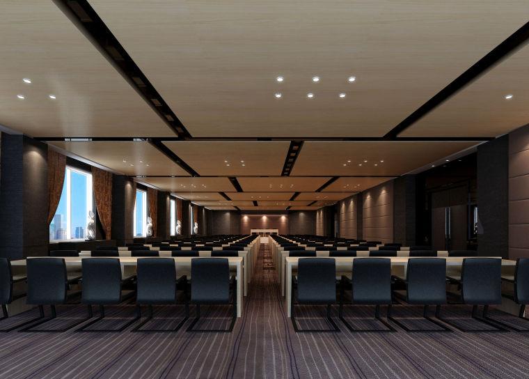 新豪酒店--会议室