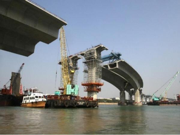 港珠澳大桥香港段涉嫌贪污后,混凝土复检又曝异常