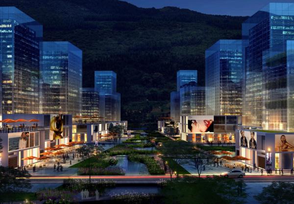 """[湖南]""""城市双修""""绿色生态城市环境修复景观规划设计方案(2017最新)"""