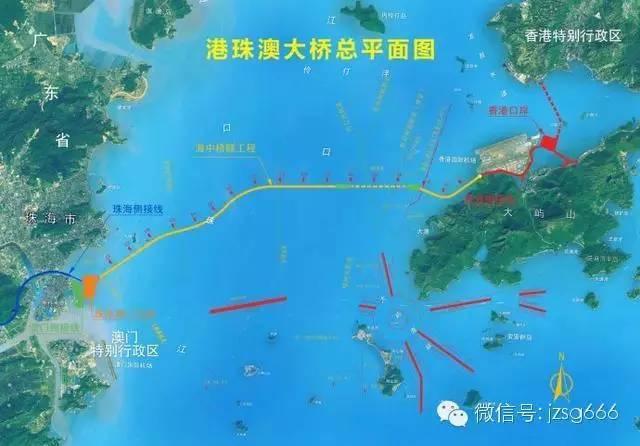 超级工程—港珠澳大桥,总造价1100亿
