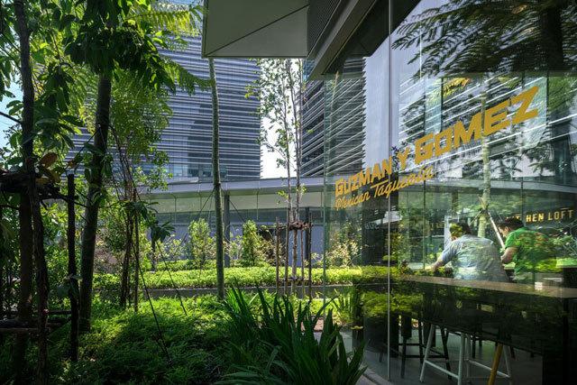 18-新加坡Comtech商业园区景观设计第18张图片