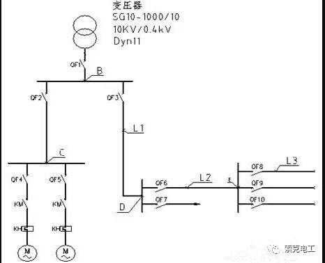 低压配电系统的保护设计