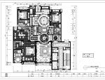 北京星河湾B1a室内设计施工图及完工图片