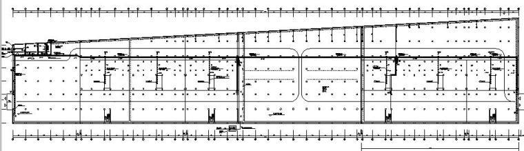 住宅建筑地下车库电气施工图纸