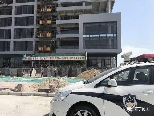突发丨广东汕头施工升降机坠落,乘机工人无一生还。