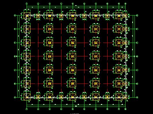 门式刚架带夹层结构二层厂房建筑结构施工图_9
