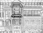宅弄街巷与时尚都会,一次跨越世纪的设计融合!