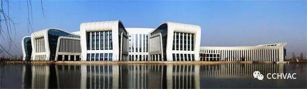 [案例]银川市市民大厅及规划展览馆