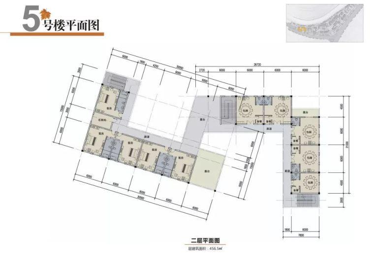 带你玩转文化特色,民俗商业街区规划设计方案!_29