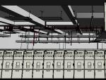 BIM模型-revit模型-中国移动地下二层变电室模型