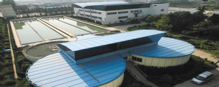 江北水厂厂区及配套管网工程施工组织设计