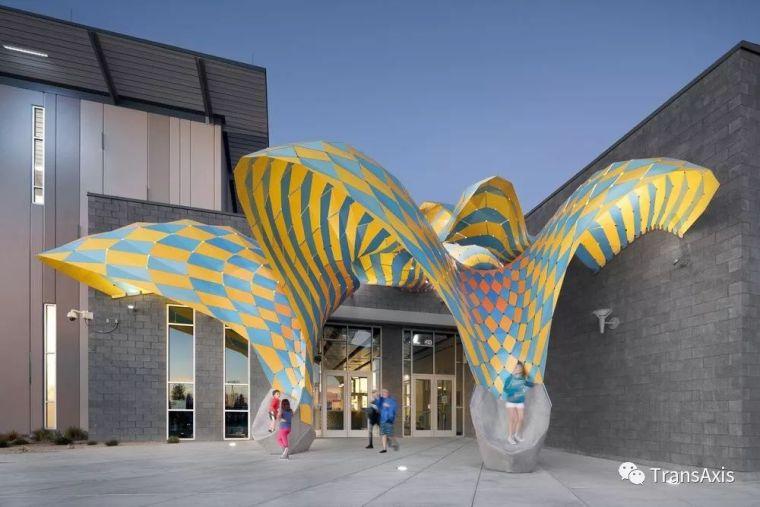 """离开扎哈后单飞,他成为世界上最""""骚""""的异形壳体建筑师!_106"""