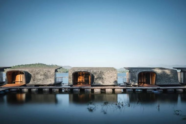 超美的水上筏式酒店设计,美出了新高度_5