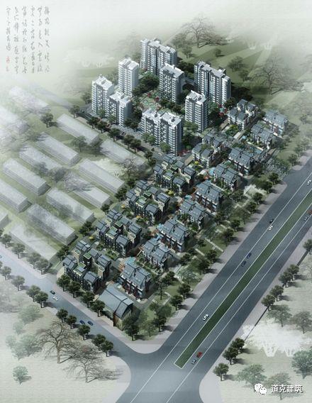 西安尚林苑-传统建筑文化在当代时代背景下的演绎_5