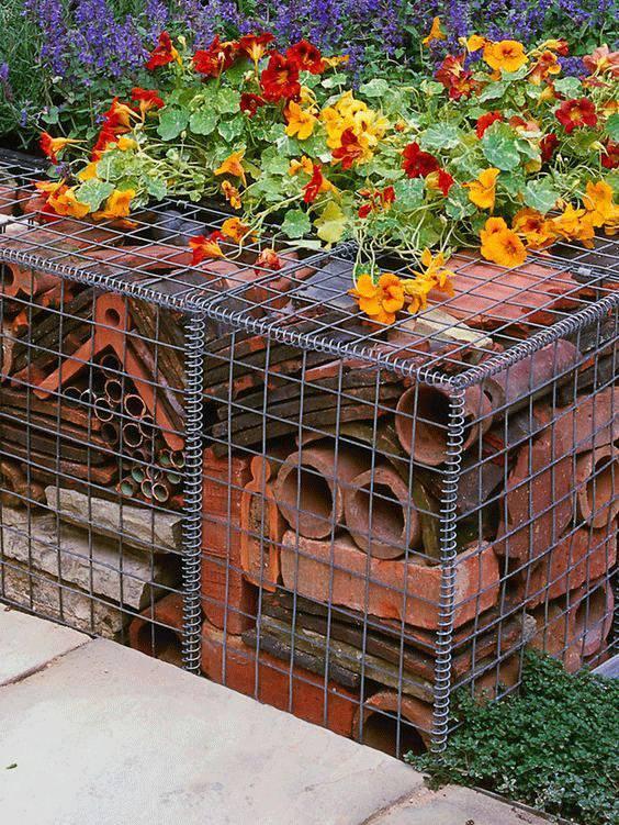 你的花园,需要一个石笼(附教程和美图)_29
