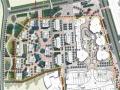 [深圳]现代高档商业区及办公区景观规划设计方案