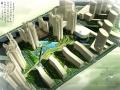 [长沙]爵士乐风情商住区景观规划设计方案