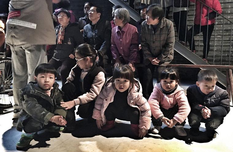 大屋檐下的微型小世界—东梓关村民活动中心_11