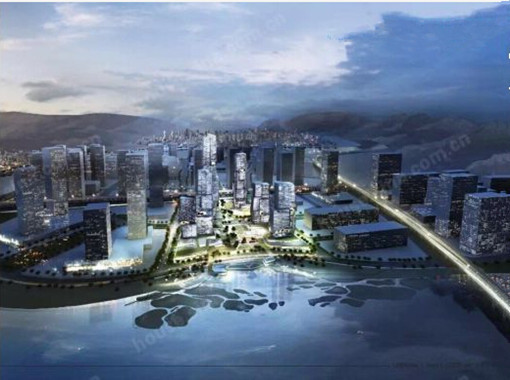"""三江将崛起温州新地标,千亿巨资打造""""陆家嘴"""""""