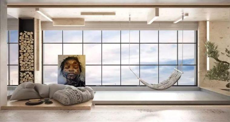 等我有房了,阳台才不要晾衣杆,学学有钱人这样装_3