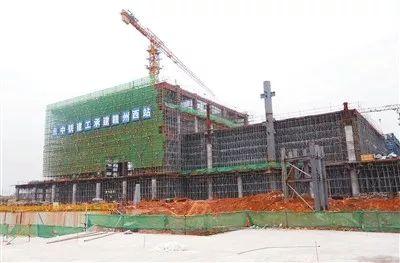 高铁、高速、机场…赣州一批重大基础建设项目落地_1