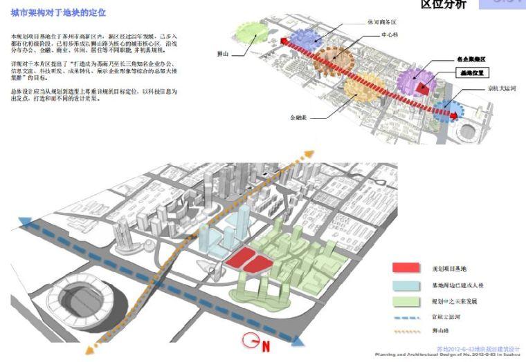 [苏州]高嘉商务广场商业办公建筑规划设计方案文本_5