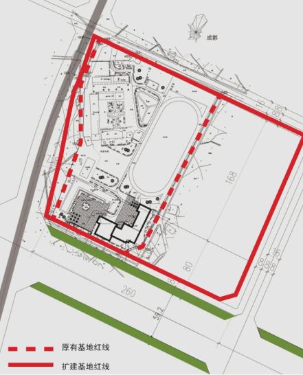 [四川]现代风格中学规划与建筑设计方案文本(含两套方案))_6