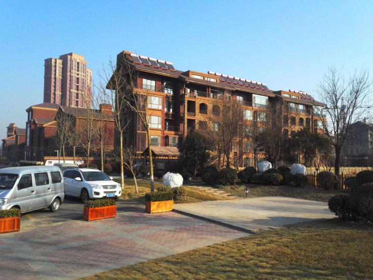 18层住宅楼土建工程量清单(含施组、部分建筑图纸)