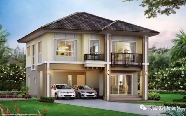 小户别墅,极致建筑工艺造就经典住宅风尚