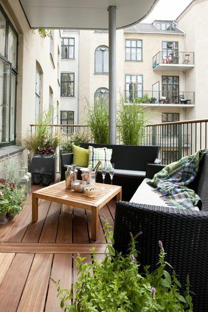 30个开放式阳台花园设计方案_17