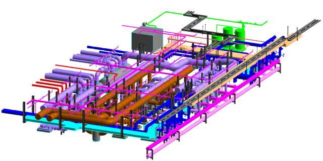 看BIM技术如何应用于风管水管预制安装?_12