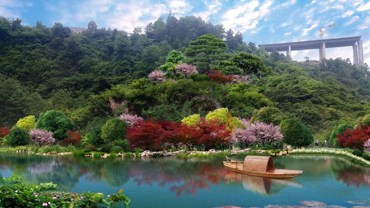 农旅景观:贵州云溪谷设计图_7
