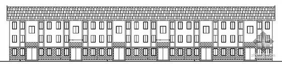 [宁波市海曙区]某二层村民安置房建筑施工图