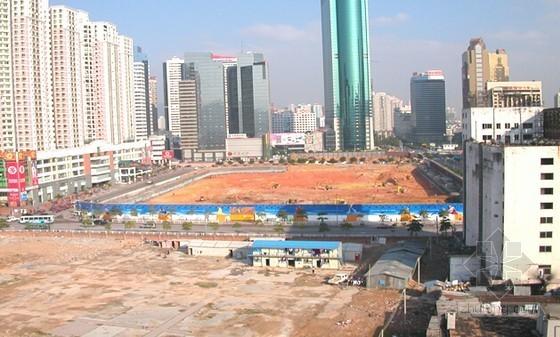 综合性大型商业中心工程施工技术总结