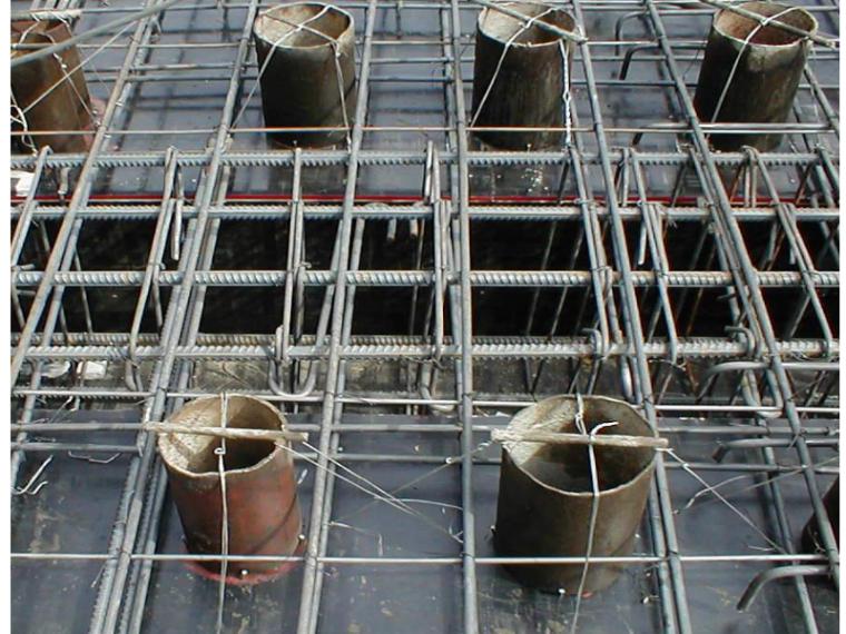 混凝土结构施工机电安装工程预留预埋方案