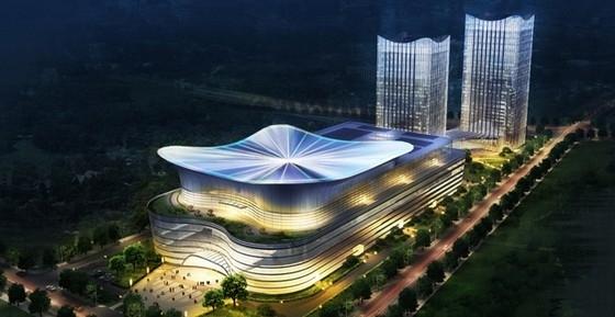 [会展中心]钢结构及20层框剪结构办公楼结构施工图(含详细建筑图)