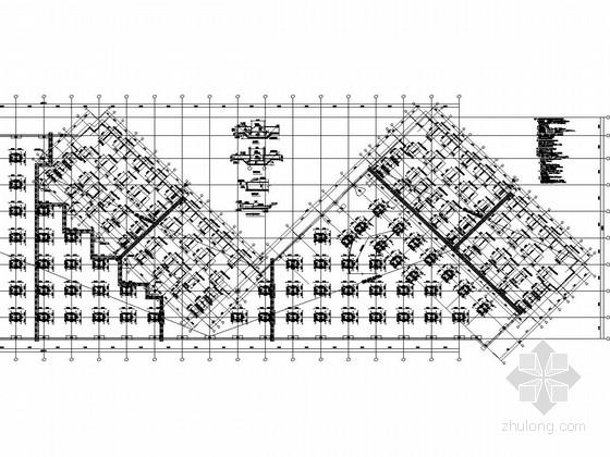 [海南]18层剪力墙结构国际旅游区住宅楼结构施工图(3栋、142张)