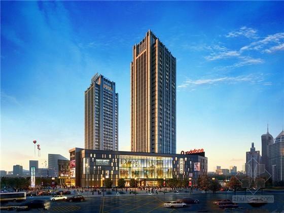 [贵州]商业写字楼项目定位策划研究报告(大量附图)