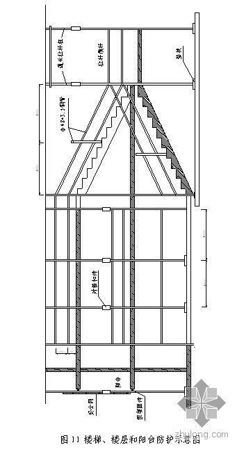 深圳某工业园厂房及宿舍施工组织设计(附进度计划)