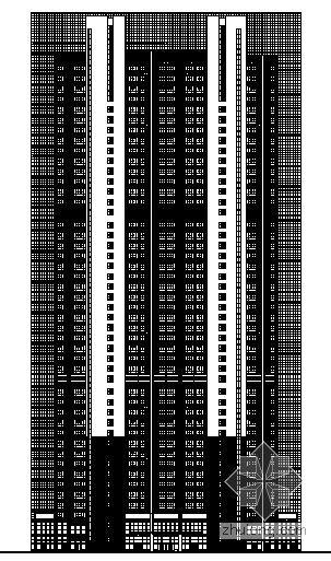 [宁波]某酒店公寓建筑施工图