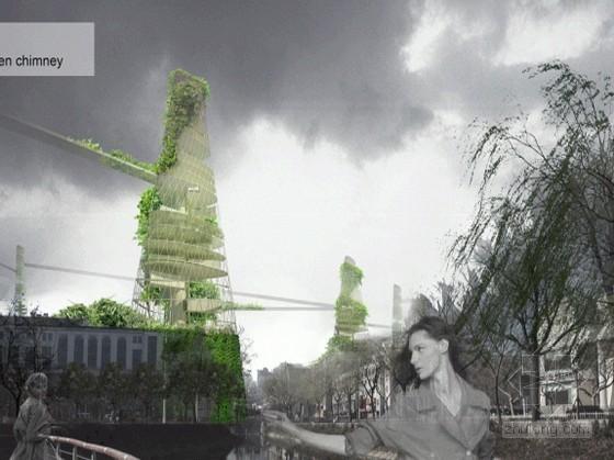 AIM国际建筑设计大赛可持续发展策略奖