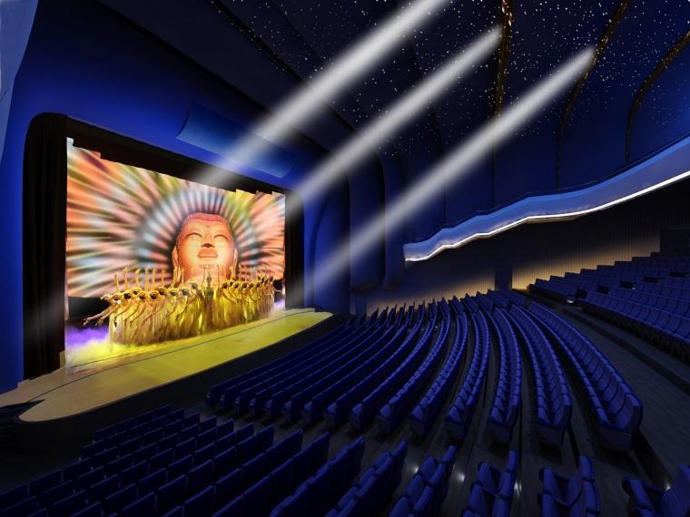 观众厅效果图3