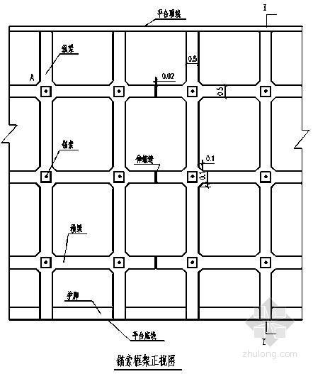 隧道出口预应力锚索框架梁施工技术交底
