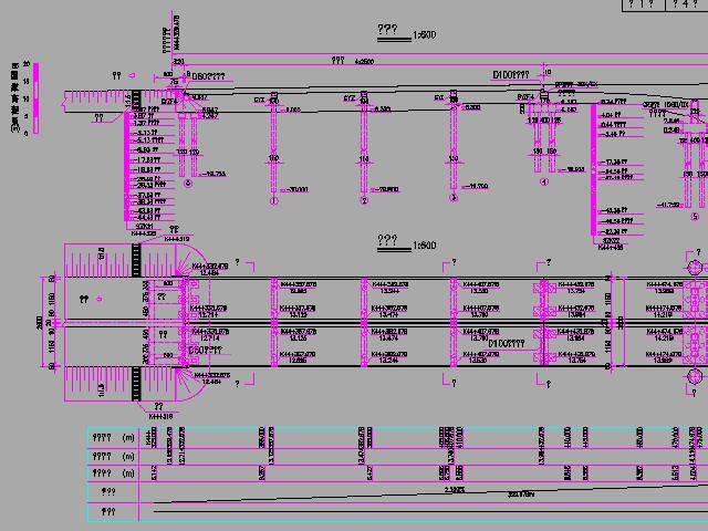 [江苏]悬浇法4x25m+(42+70+42)m变截面连续箱梁+4x25m跨河大桥设计图125张