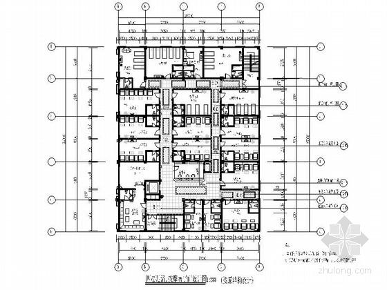 健康生活馆足浴按摩房室内装饰工程设计施工图(含效果图)