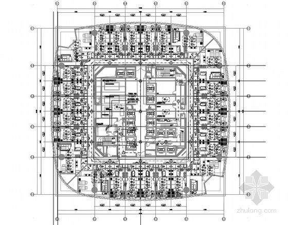[湖北]438米超高层商业中心全套电气图600张(88层 地标建筑)