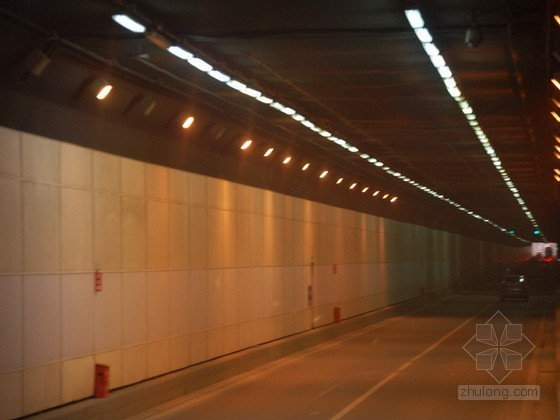 城市地下环路空间结构及其配套设施实施性施工组织设计(2013年)