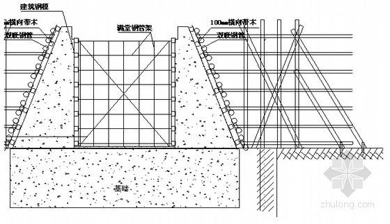 [广西]既有线混凝土盖板接长箱涵施工方案